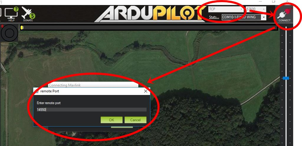 Using Mavlink Serial Output - Mission Planner - ArduPilot