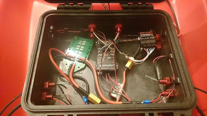 Rugged ArduBoat for Mapping Applications (Continued