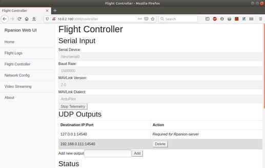 FlightController