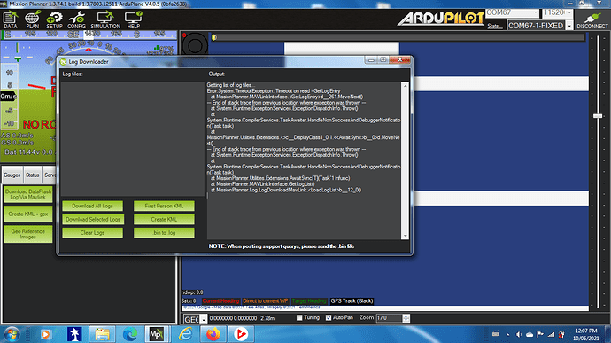 Error when downloading DF log.png