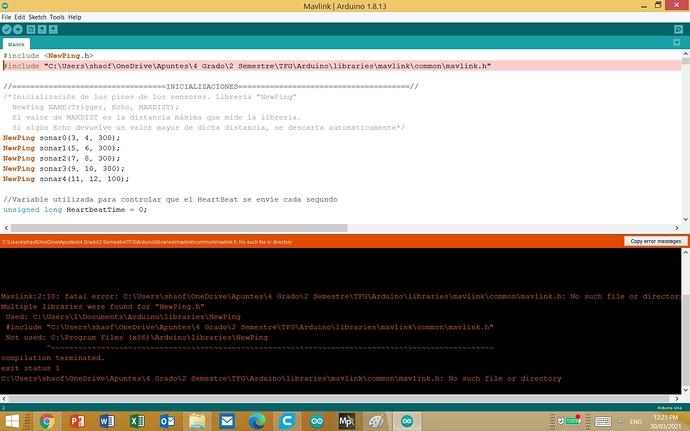 Mavlink code failed.jpg