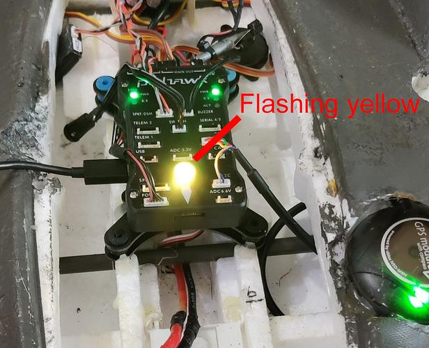 Pixhawk light