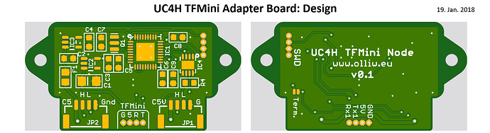 uc4h-rangefinder-tfmini-adapterboard-001-v01