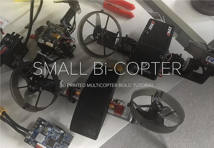 bicopter mini small