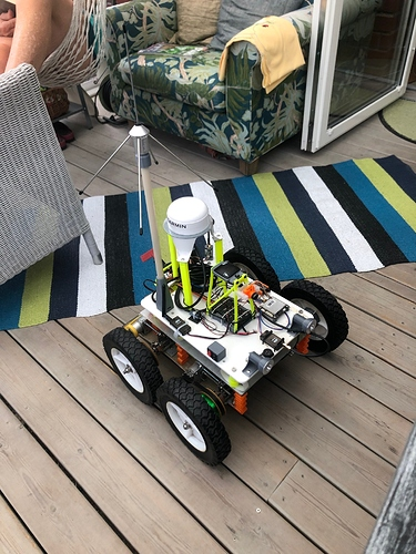 My rover