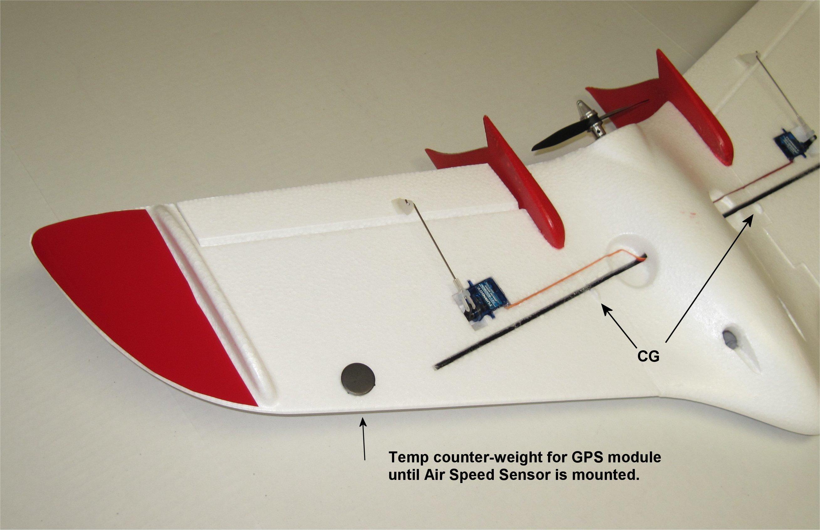 Wing Wing Z-84 QuadPlane Conversion - Plane 3 8 - ArduPilot Discourse