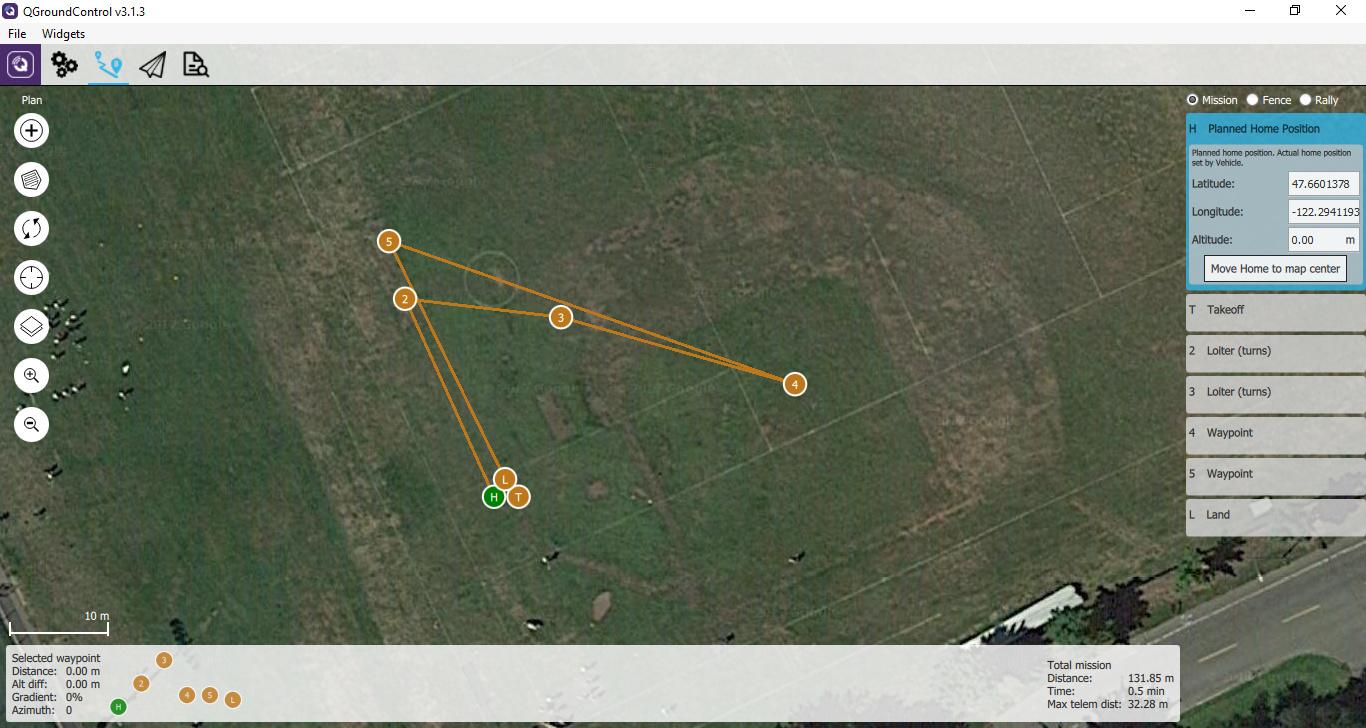 Start Mission from QGC - QGroundControl - ArduPilot Discourse