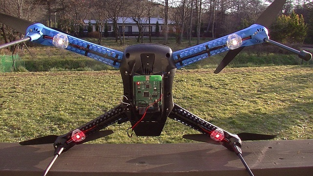 Pozyx with ArduPilot for non-GPS navigation - Blog