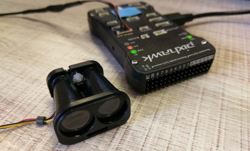 LightWare LW20 ArduPilot Support - Other Hardware