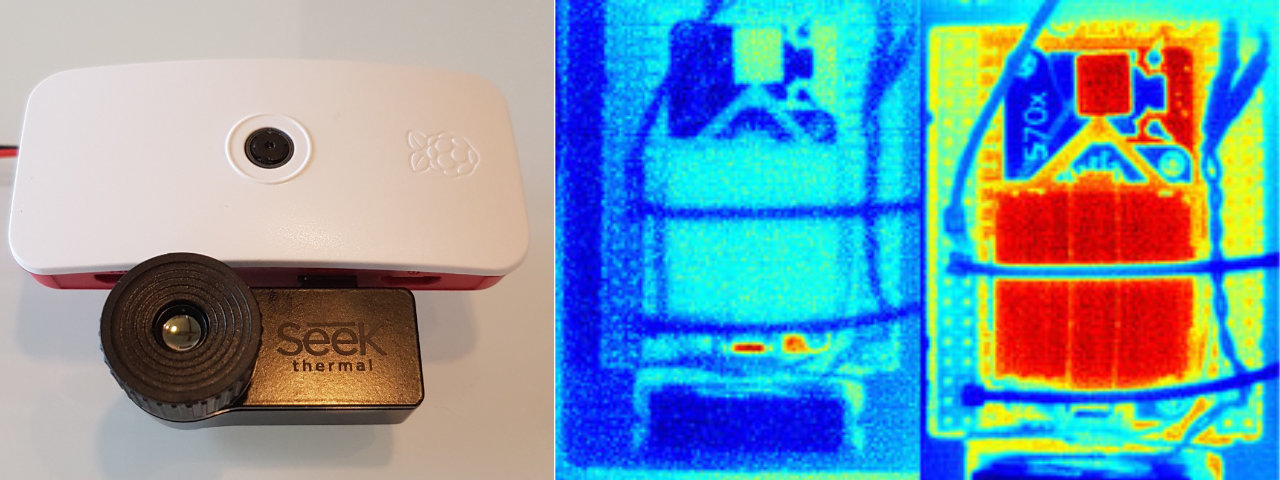 Maverick 1 1 5 release - Tegra, Thermal Imaging and RTSP/Web Video