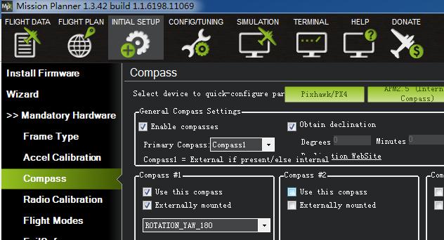 Pixhawk 2 1 compass setup - Pixhawk 2 - ArduPilot Discourse