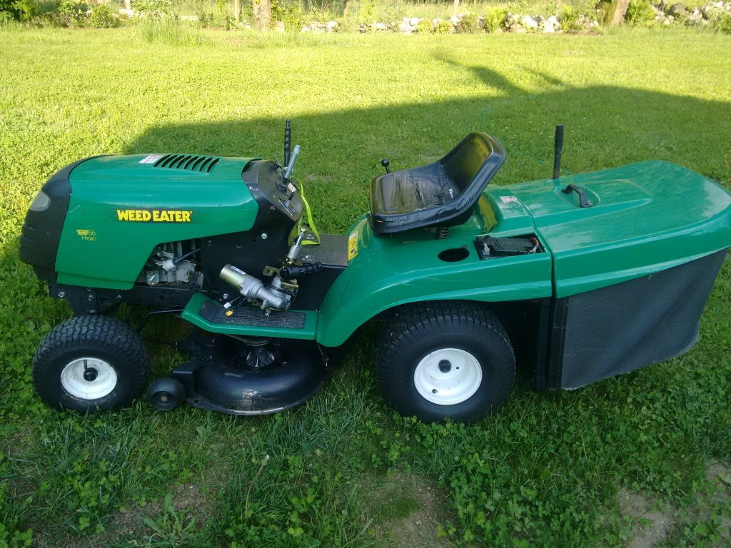 weed eater lawn tractor. weedeater.jpg1024x768 172 kb weed eater lawn tractor