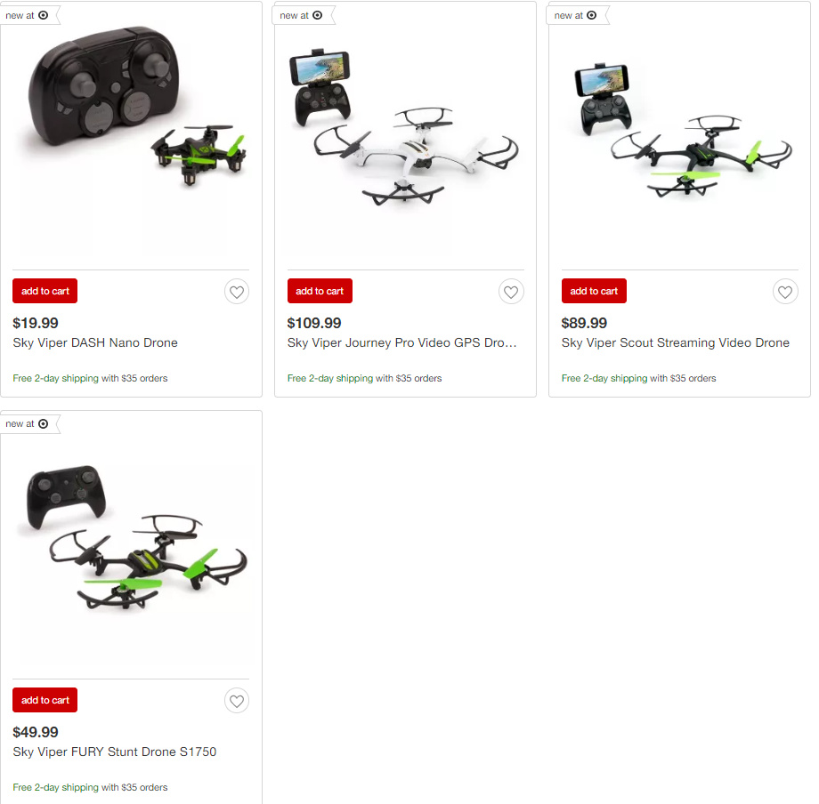 Sky Viper App >> Sky Viper Journey Pro Video Gps Drone V2700 It S Here Skyviper