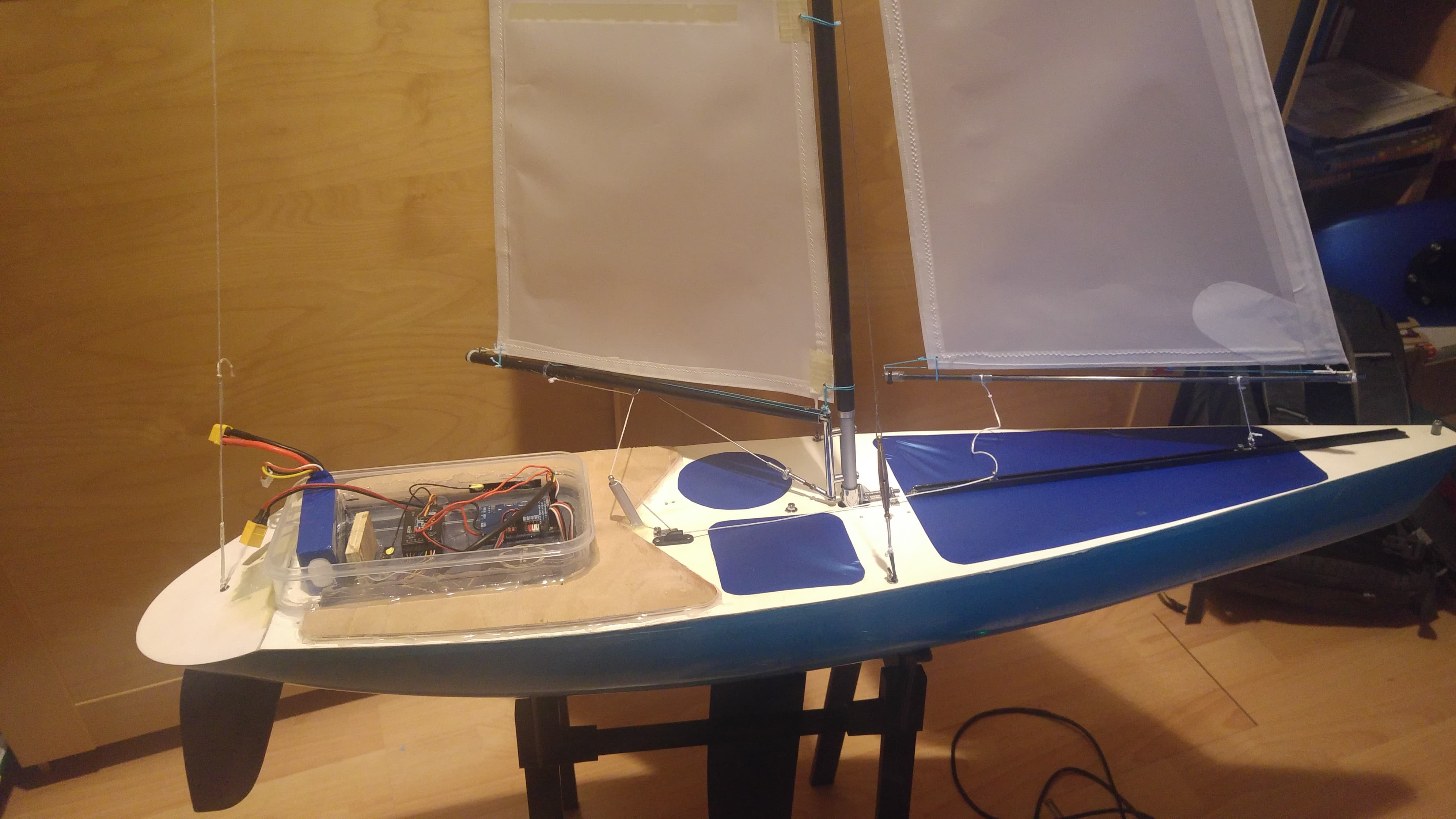 Sailboat Support - ArduBoat - ArduPilot Discourse