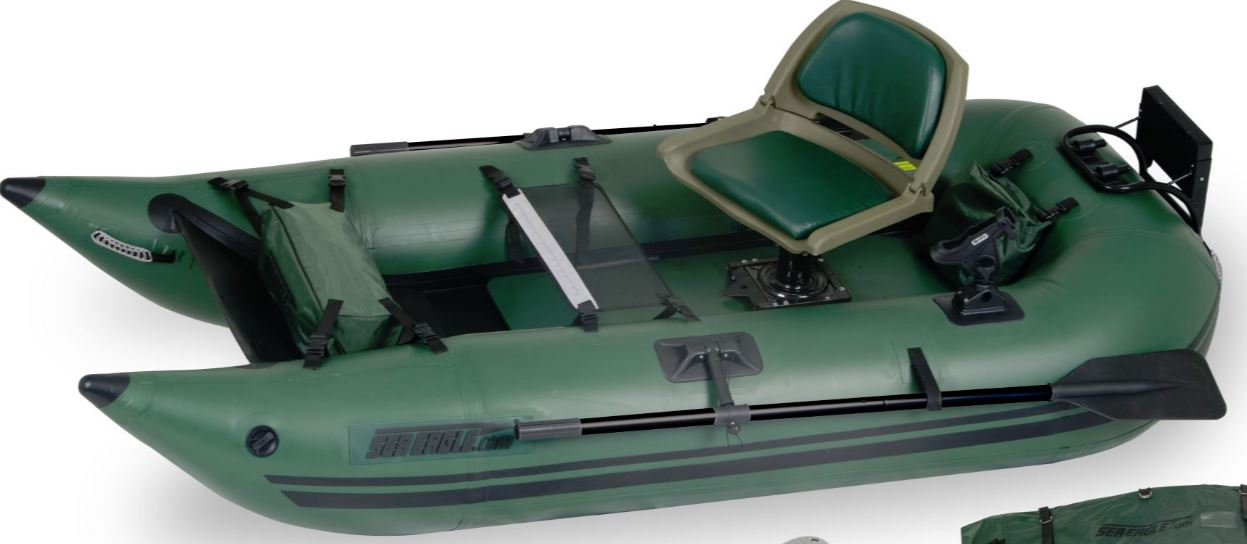 SeaEagle-285FramelessInflatablePontoon