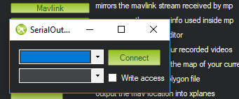 MavProxy connecting to MP on TCP - Mission Planner - ArduPilot Discourse