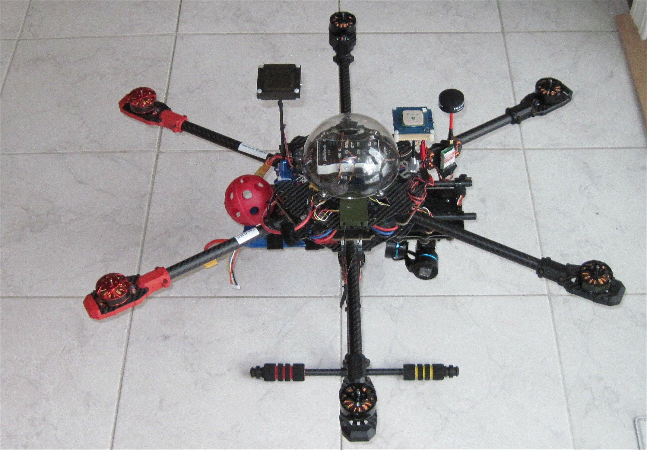 Long range UAV link 100mw for 60KM was designed and tested