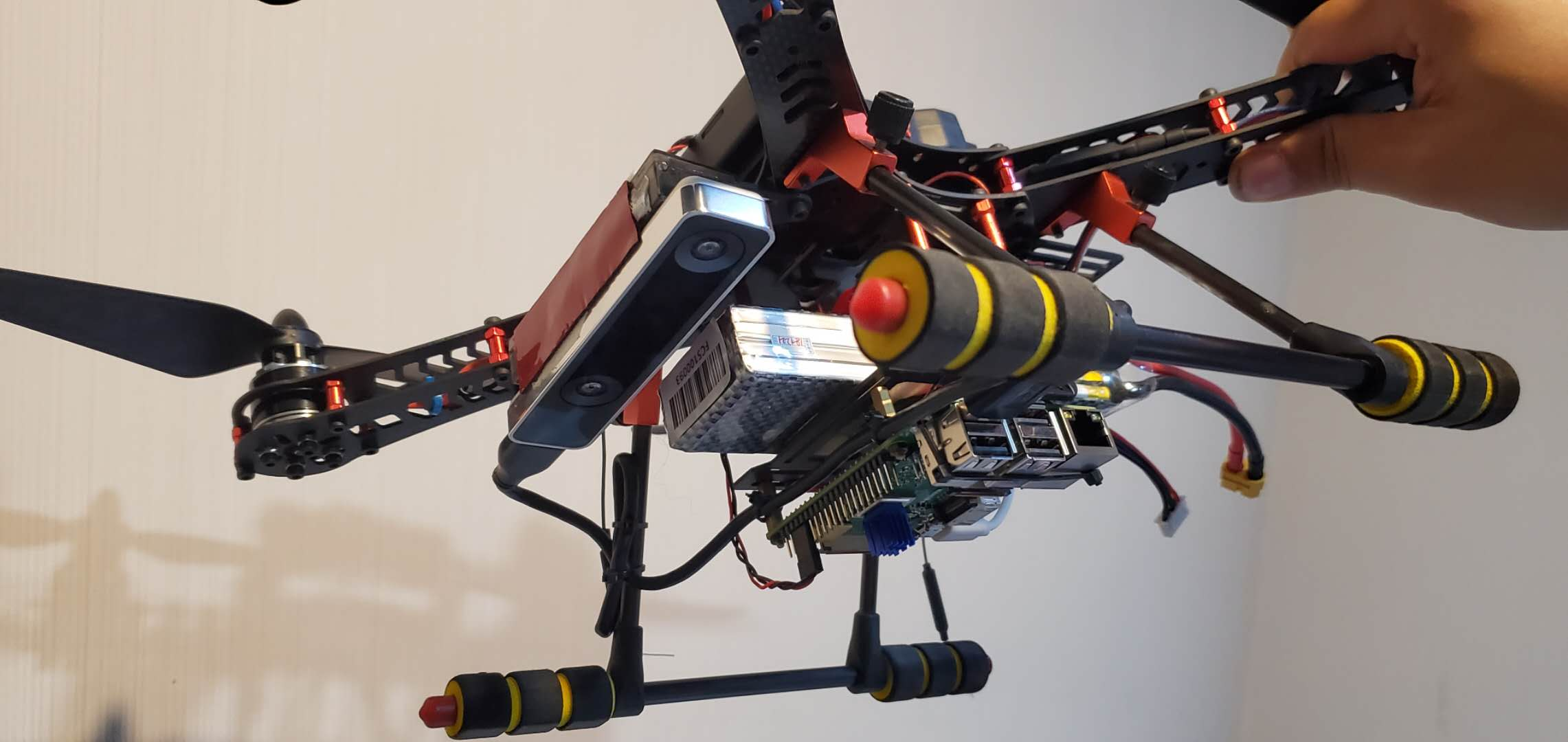 Integration of ArduPilot and VIO tracking camera (Part 4