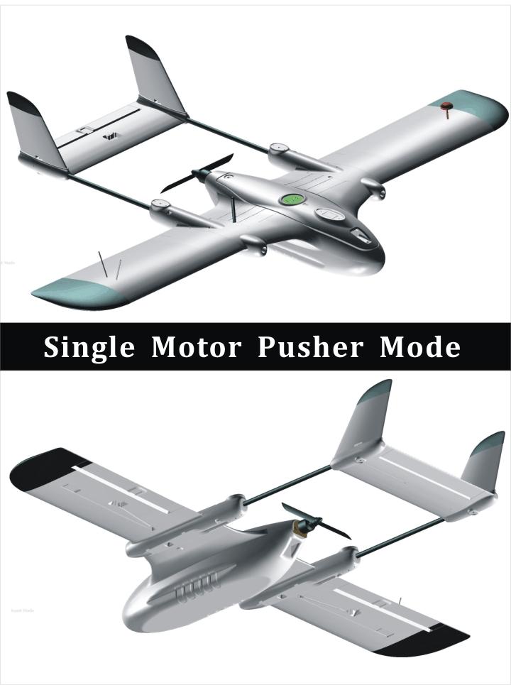 FinWingHobby VTBIRD1 5 - VTOL Plane - ArduPilot Discourse