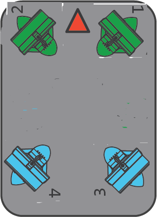 vectored-frame