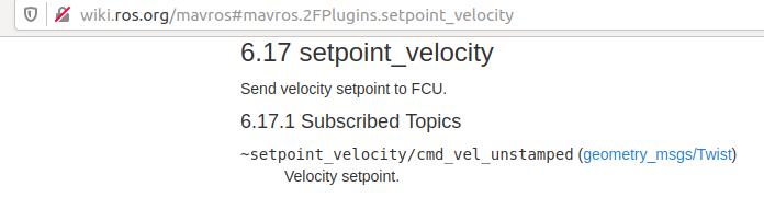 setpoint_velocity
