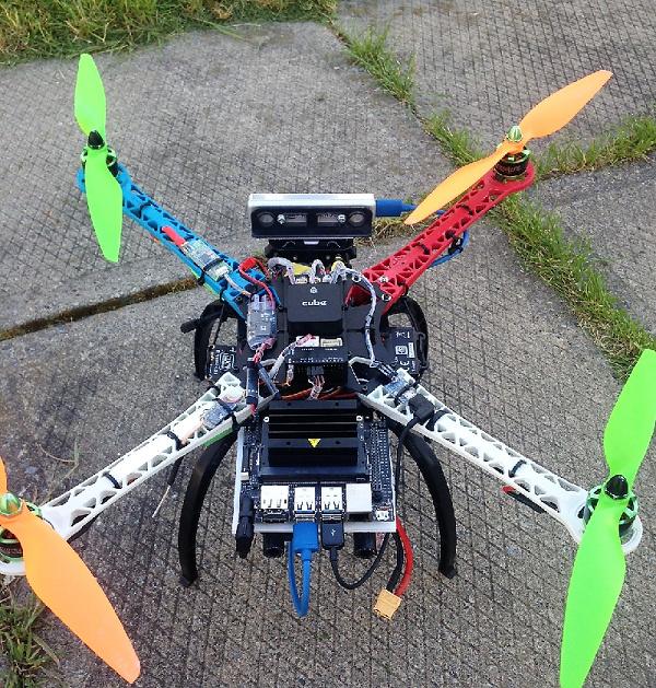 NVIDIA Jetson Nano for Pixhawk - Pixhawk family - ArduPilot
