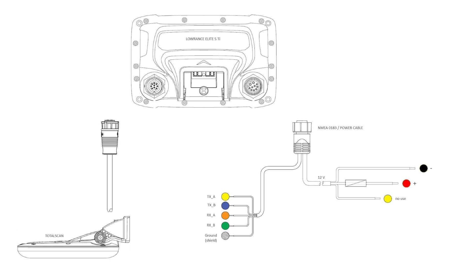 PixHawk3 and echosounder with NMEA output - ArduBoat ... on lowrance plug diagram, lowrance power diagram, lowrance side imaging, lowrance side scan sonar, lowrance structure scan wiring, lowrance logo, lowrance fish finders, lowrance structure scan installation, data mapping diagram, lowrance handheld gps, lowrance antenna, lowrance hds wiring, lowrance networking diagram, lowrance hds 7 structure scan,