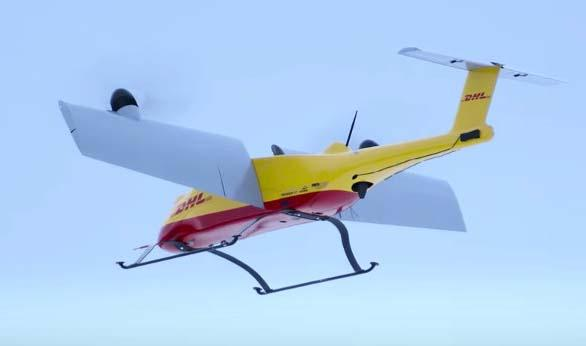DHL-Parcelcopter-Drone