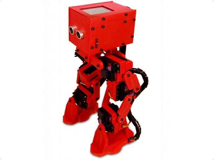 rofi_3d_printed_robot_bipedal