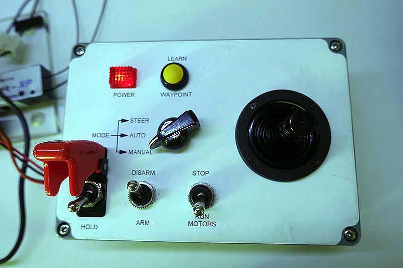Rover Control Panel01
