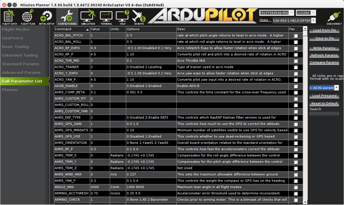 Questions about pixhack v5 - Blog - ArduPilot Discourse