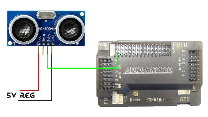 HCSR04 Sonar   APM 28  Multirotors  ArduPilot Discourse