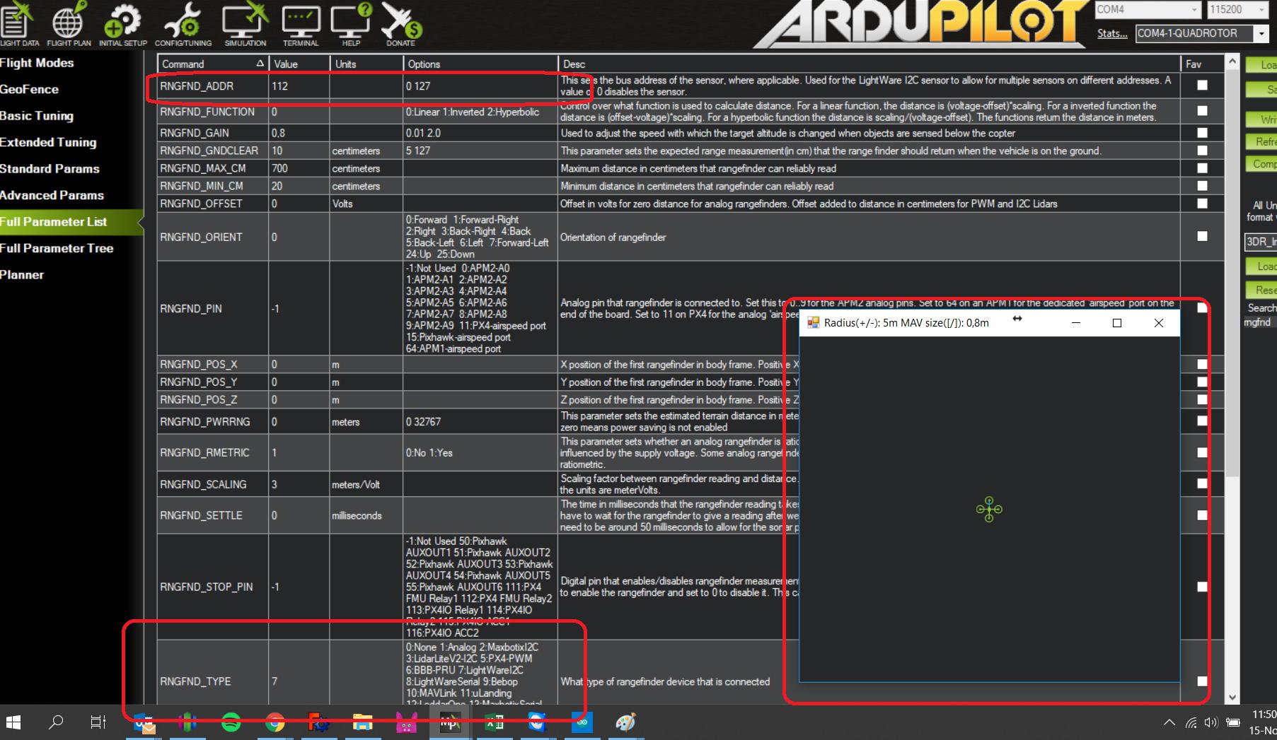 Multiple MaxBotix I2C Pixhawk 2 1 problem - Copter 3 6 - ArduPilot